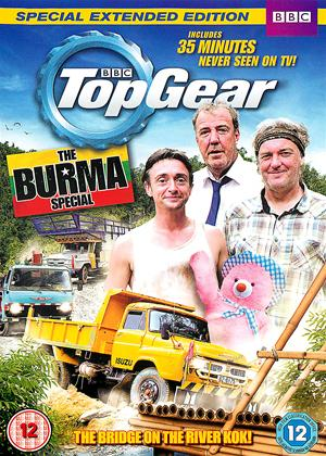 Top Gear: The Burma Special Online DVD Rental