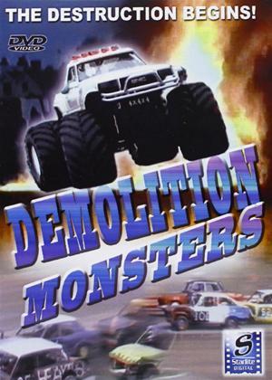 Rent Demolition Monsters Online DVD Rental
