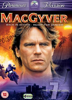 Rent MacGyver: Series 7 Online DVD Rental