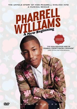 Rent Pharrell Wiliams: A New Beginning Online DVD Rental