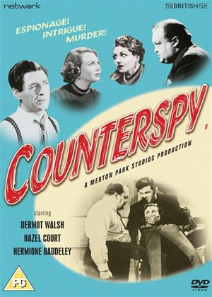 Rent Counterspy (aka Undercover Agent) Online DVD Rental