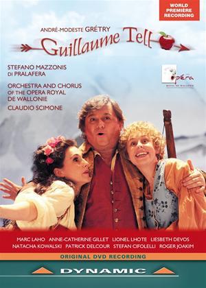Rent Guillaume Tell: Opéra Royal De Wallonie (Scimone) Online DVD Rental
