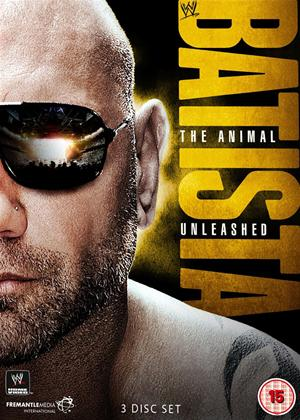 Rent WWE: Batista: The Animal Unleashed Online DVD & Blu-ray Rental