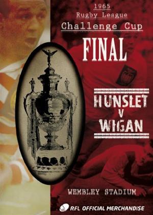 Rent Carnegie Challenge Cup Final: 1965: Wigan 20 Hunslet 16 Online DVD Rental