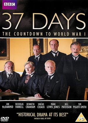 Rent 37 Days: The Countdown to World War I Online DVD Rental