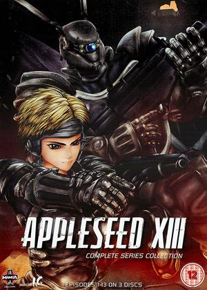 Appleseed XIII: The Complete Series Online DVD Rental