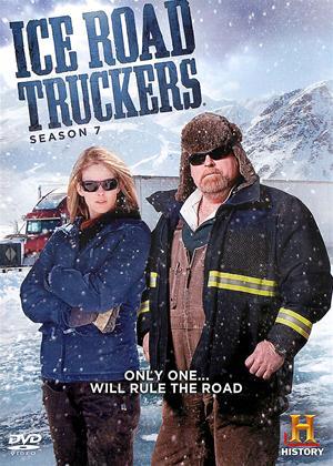 Rent Ice Road Truckers: Series 7 Online DVD Rental