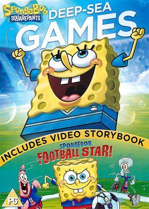 Rent SpongeBob Squarepants: Deep-Sea Games Online DVD Rental