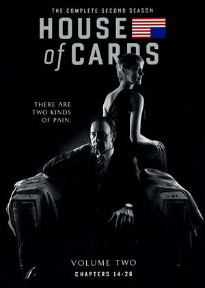 Rent House of Cards: Series 2 Online DVD Rental