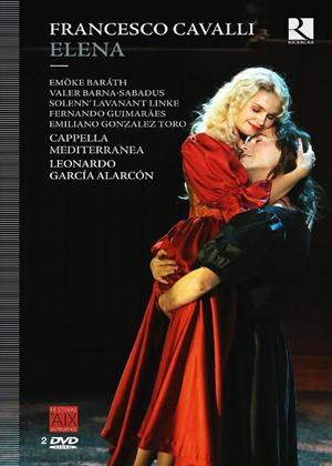 Rent Elena: Cappella Mediterranea (García Alarcón) Online DVD Rental