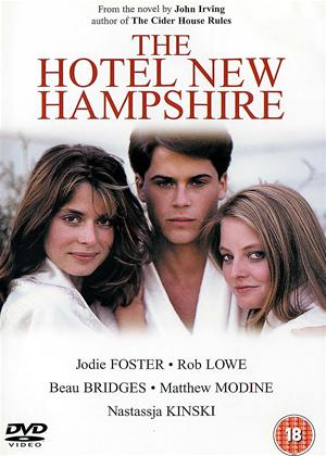 Rent The Hotel New Hampshire Online DVD Rental