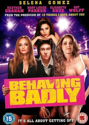 Rent Behaving Badly Online DVD Rental