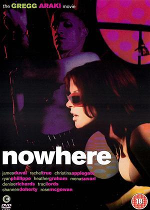 Rent Nowhere Online DVD Rental