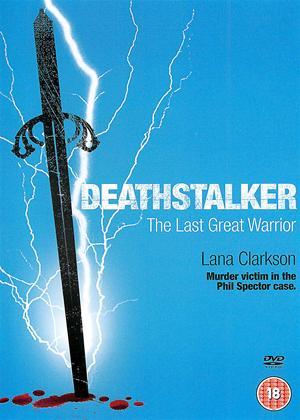 Rent Deathstalker Online DVD Rental