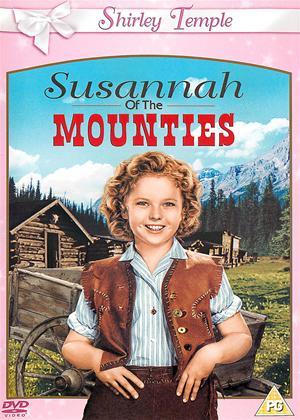 Rent Susannah of the Mounties Online DVD Rental