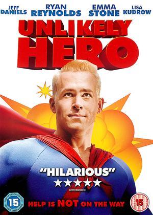 Rent Unlikely Hero (aka Paper Man) Online DVD Rental