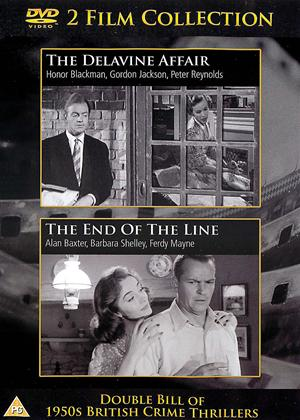 Rent The Delavine Affair / The End of the Line Online DVD Rental