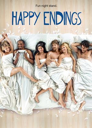 Rent Happy Endings Series Online DVD & Blu-ray Rental