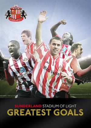 Rent Sunderland AFC: Stadium of Light - Classic Goals Online DVD Rental