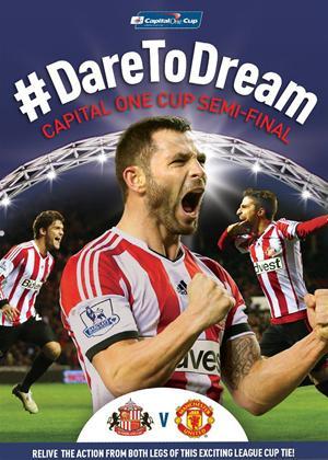Rent Sunderland AFC: Sunderland Vs Manchester United: Dare to Dream Online DVD Rental