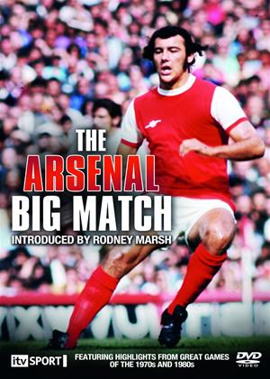 Rent Arsenal FC: Big Match Online DVD Rental