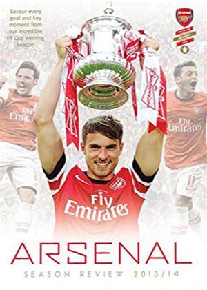 Rent Arsenal FC: End of Season Review 2013/2014 Online DVD Rental