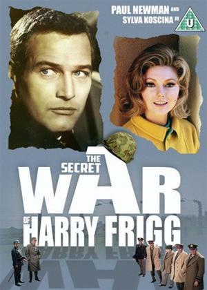 Rent Secret War of Harry Frigg Online DVD Rental