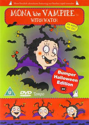 Rent Mona the Vampire: Witch Watch Online DVD Rental