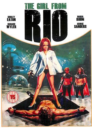 Rent The Girl from Rio Online DVD Rental