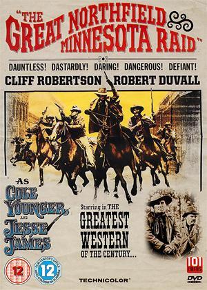 Rent The Great Northfield Minnesota Raid Online DVD Rental