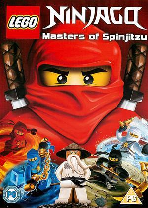 Rent Lego Ninjago: Masters of Spinjitzu: Series 1: Part 1 Online DVD Rental