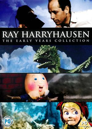 Rent Ray Harryhausen: The Early Years Collection Online DVD & Blu-ray Rental