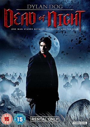 Rent Dylan Dog: Dead of Night Online DVD Rental