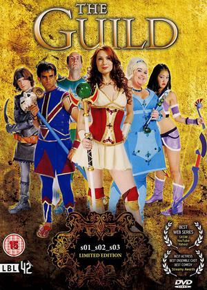 Rent The Guild: Series 1-3 Online DVD Rental