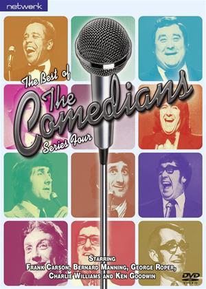 Rent The Comedians: Series 4 Online DVD Rental
