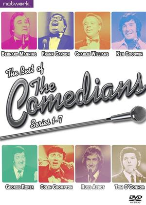 Rent The Comedians: Series 2 Online DVD Rental