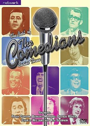 Rent The Comedians: Series 3 Online DVD Rental