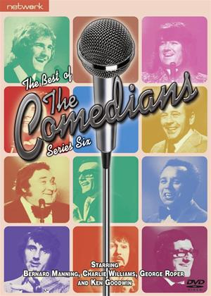 Rent The Comedians: Series 6 Online DVD Rental