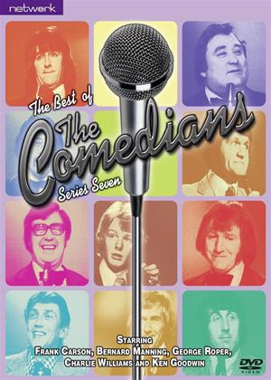 Rent The Comedians: Series 7 Online DVD Rental