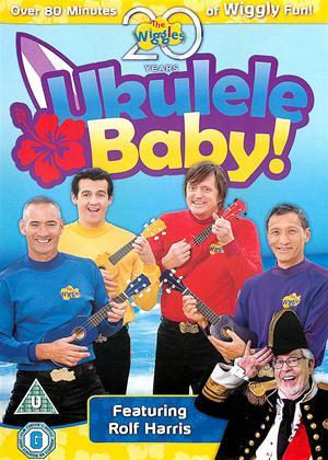 Rent The Wiggles: Ukulele Baby Online DVD Rental