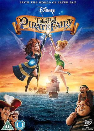 Rent Tinker Bell and the Pirate Fairy Online DVD Rental