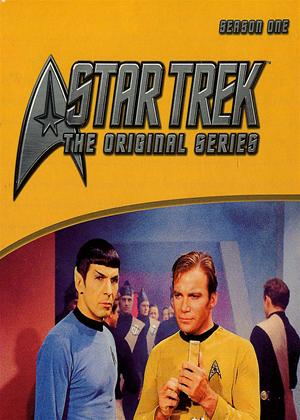 Rent Star Trek: The Original Series: Series 1 Online DVD Rental