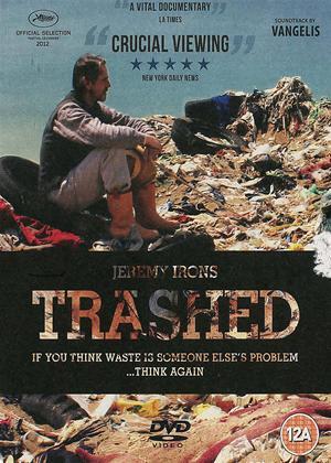 Rent Trashed Online DVD Rental