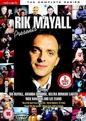 Rent Rik Mayall Presents: The Complete Series Online DVD Rental