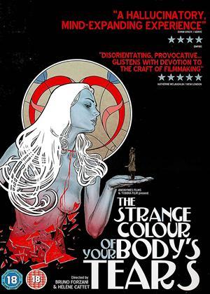 Rent The Strange Colour of Your Body's Tears (aka L'étrange Couleur Des Larmes De Ton Corps) Online DVD Rental