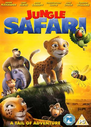 Rent Jungle Safari (aka Delhi Safari) Online DVD Rental