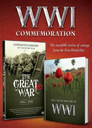 Rent WWI: Commemoration Online DVD Rental