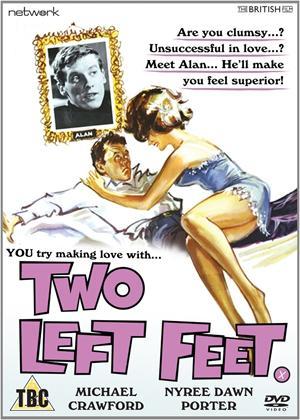 Rent Two Left Feet Online DVD Rental