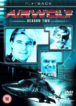 Rent Airwolf: Series 2 Online DVD Rental