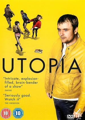 Rent Utopia: Series 1 Online DVD & Blu-ray Rental